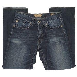 Big Star Pioneer Regular Boot Cut Jeans 31R 32x29
